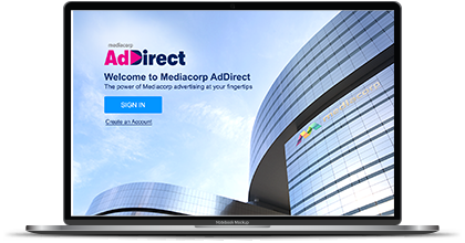 It's so simple to use AdDirect